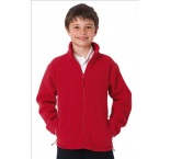 8700B.03.1 - Russell•KIDS FULL ZIP OUTDOOR FLEECE