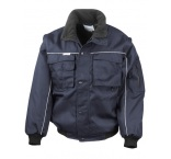 RJ0711506 - R071X•Zip Sleeve Heavy Duty Jacket